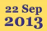 2013-09-22